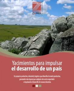 Aratirí falsea la naturaleza del proyecto qoe solo propone extraer y exportar en bruto el mineral.