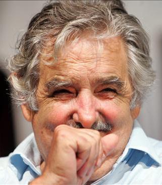 Ex presidente José Mujica.