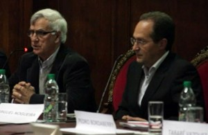 Serrano Abella y Miguel Nogueira.
