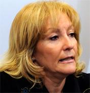 Ministra de Industria, Energía y Minería Carolina Cosse.